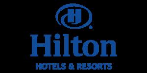 Hilton Hotels and Resorts logo